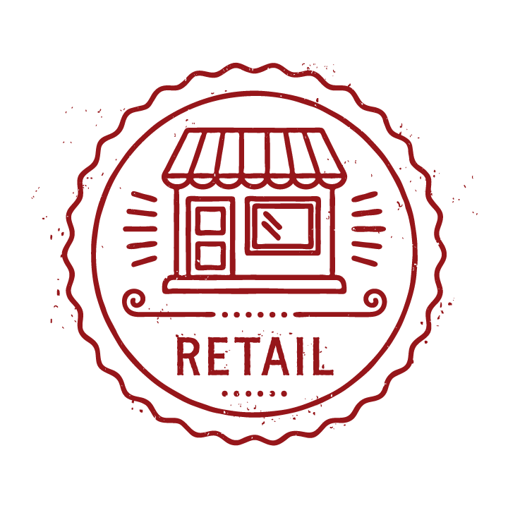 <b>Retail & Restaurants</b>